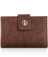 Giani Bernini Wallet, Sandalwood Leather Wallet