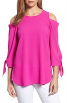 Gibson Women's Cold Shoulder Top