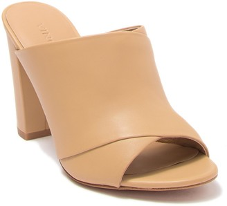 Vince Heath Cross Strap Sandal