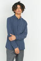 Suit Dexter Dust Blue Dobby Shirt