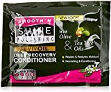 Smooth 'N Shine Olive & Tea Tree Revive Oil Deep Recovery Conditioner, 1.7 oz (Pack of 3)