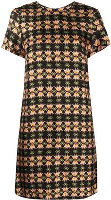 La DoubleJ All-Over Print Dress