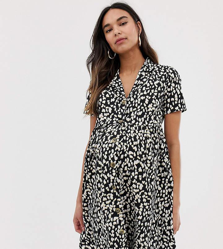 83aa90d8a35 Maternity Smock Dress - ShopStyle