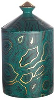 Fornasetti 'Malachite' Lidded Candle
