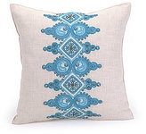 Trina Turk Catalina Paisley Embroidered Center Pillow