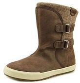 Helly Hansen Maria Women Round Toe Synthetic Brown Winter Boot.