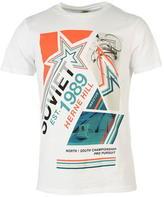 Soviet Sport T Shirt Mens