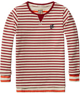 Scotch & Soda 2-in-I Breton Striped T-Shirt