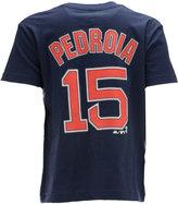 Majestic Kids' Short-Sleeve Dustin Pedroia Boston Red Sox Player T-Shirt