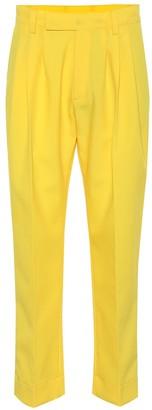 Plan C High-rise cropped pants