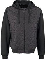 Urban Classics Summer Jacket Black/black