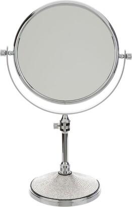 Zodiac Crystal Base Stand Mirror