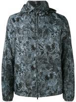 Valentino butterfly print jacket - men - Polyamide/Polyester - 46