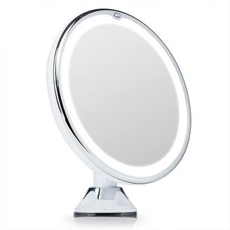 Fancii Maya LED Lighted Travel Makeup Mirror
