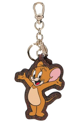 Etro x Tom and Jerry keychain