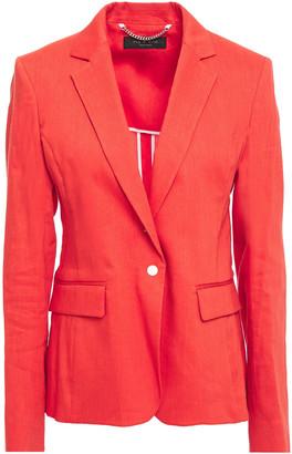 Rag & Bone Lucy Linen-blend Blazer