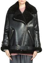 Acne Studios Velocite Lamb Fur Jacket