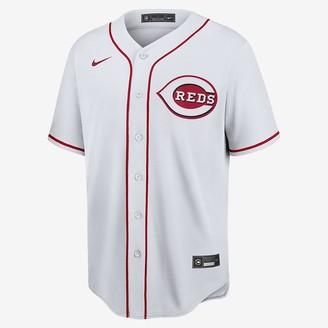 Nike Men's Replica Baseball Jersey MLB Cincinnati Reds (Joey Votto)