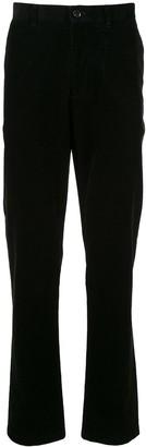 Kent & Curwen straight-leg corduroy trousers