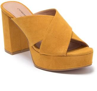 Chinese Laundry Teagan Platform Sandal