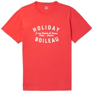 Holiday Boileau T-shirts
