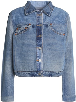 Levi's RE/DONE with Denim outerwear
