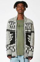 Obey Creeper Zip Sweater