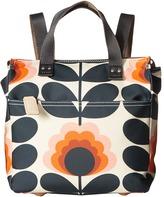 Orla Kiely Summer Flower Stem Small Backpack Backpack Bags