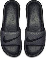 Nike New Men's Benassi Solarsoft Slide Black/Anthracite 9