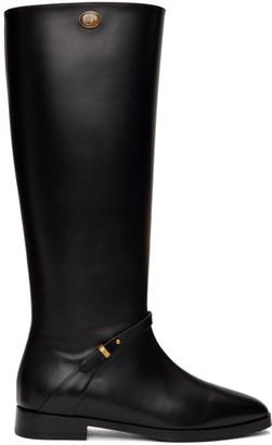 Gucci Black Rosie Tall Boots