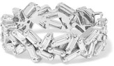 Suzanne Kalan 18-karat White Gold Diamond Ring - 7