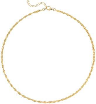 Argentovivo Lourdes Chain Necklace