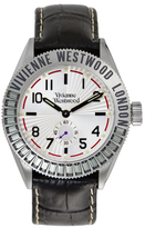 Vivienne Westwood Men's Saville Swiss Stainless Steel Watch