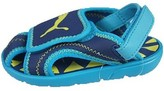 Puma Summer Sandal Kids Blue-Yellow
