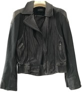 Gucci Metallic Leather Jackets