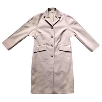 Miu Miu Beige Trench Coat for Women