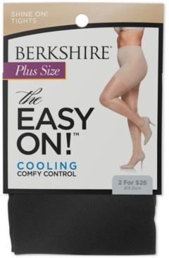 Berkshire Plus Size Easy On Shine On Tights