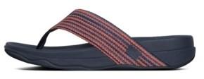 FitFlop Women's Surfa Toe-Thongs Sandal Women's Shoes