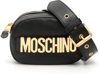 Moschino Logo Camera Bag