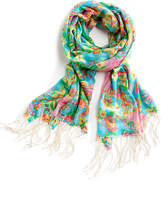 Lilly Pulitzer Murfee Scarf States