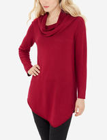 The Limited Soft Cowl Neck Tunic
