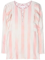 Chloé Linen And Silk Shirt
