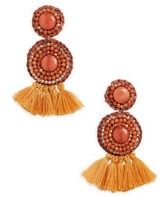 Panacea Women's Tassel Drop Earrings