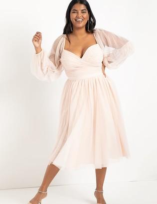 ELOQUII The Nabela Dress