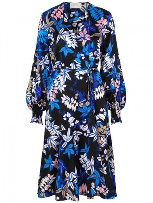 MUNTHE Jamie Wrap Dress - 34