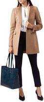 Hobbs London Tia Camel Coat