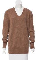 The Row Oversize V-Neck Sweater