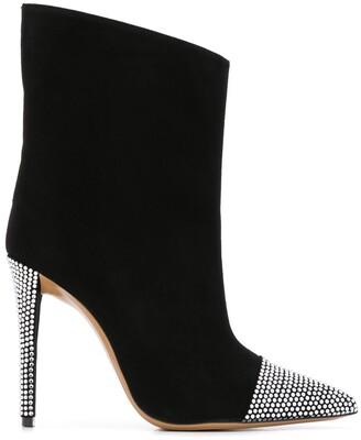 Alexandre Vauthier Punta boots