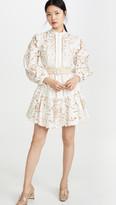 Zimmermann Edie Embroidery Dress