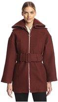 Carven Women's Caban Coat